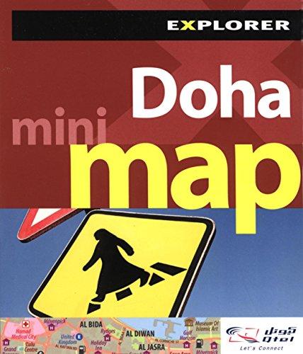 Doha Mini Map...