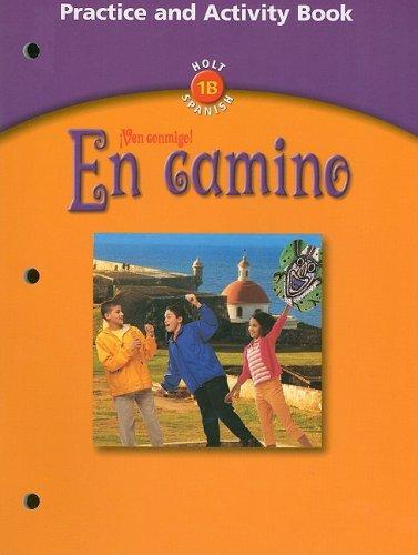 En Camino: Practice and Activity Book