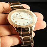 kc techno - Mens Icy Rose Gold Finish Genuine Diamond Kc Techno Com New Watch Sale