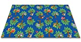 Kid Carpet FE785-78Y Woodland Wonders Tapete de Nylon, 12 'x 16', multicolor