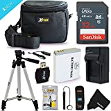 Ultimate 20 Piece Accessory Kit for Nikon Coolpix P530, P520, P3, P4, P80, P90, P100, P500, P510, P5000, P5100, P6000, S10, 3700, 4200, 5200, 5900, 7900 Digital Cameras Includes: 32GB High Speed Memory Card + 1 High Capacity EN-EL5 / ENEL5 Lithium-ion Bat