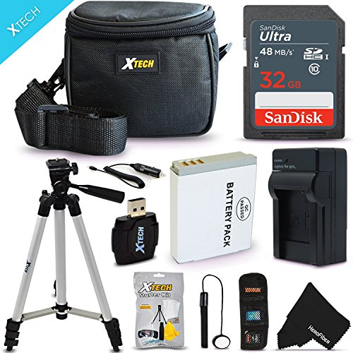 Ultimate 20 Piece Accessory Kit for Nikon Coolpix P530, P520, P3, P4, P80, P90, P100, P500, P510, P5000, P5100, P6000, S10, 3700, 4200, 5200, 5900, 7900 Digital Cameras Includes: 32GB High Speed Memory Card + 1 High Capacity EN-EL5 / ENEL5 Lithium-ion Bat by Xtech