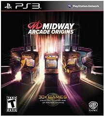 e7a10b7e7e355 Midway Arcade Origins - Playstation 3: Whv Games ... - Amazon.com