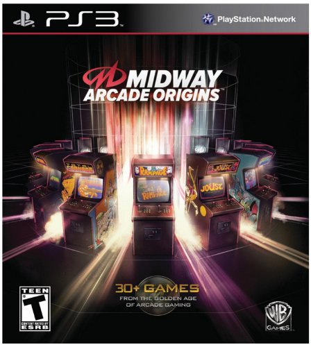 Midway Arcade Origins - Playstation 3 ()