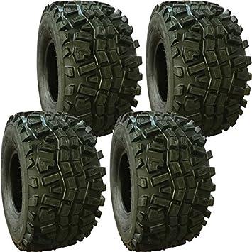 Set of 4 New ATV//UTV tires 23x11-10 6PR 10269