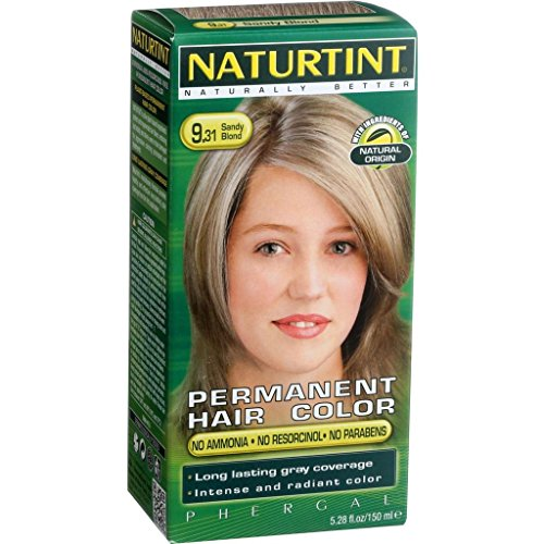 Naturtint Hair Color - Permanent - I-9.31 - Sandy Blonde - 5.28 oz
