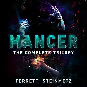 Mancer Trilogy Audiobook