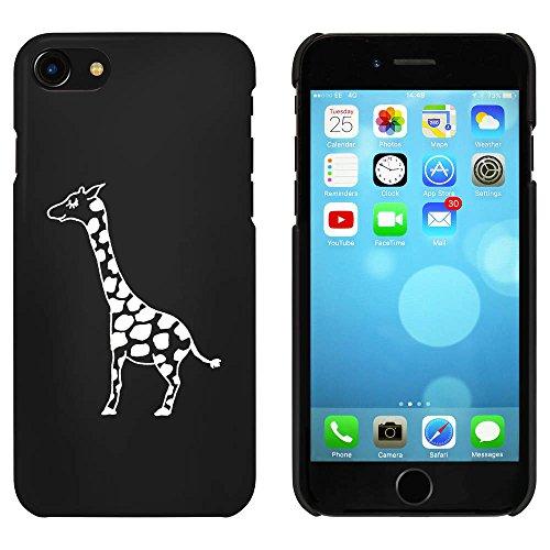 Noir 'Girafe' étui / housse pour iPhone 7 (MC00070905)
