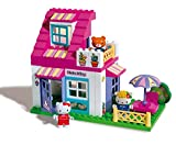 electronic battleship pieces - Smoby Hello Kitty 59 Piece House