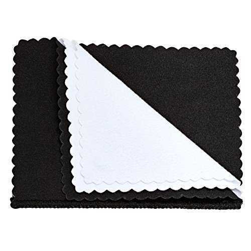 Deluxe Microfiber Jewelry Cleaning Amp Polishing Cloth W