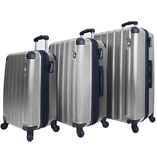 mia-toro-lega-spazzolato-hardside-spinner-3-piece-set-grey-one-size