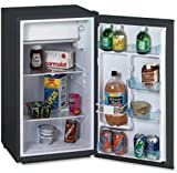 Avanti AVARM3316B Refrigerators, Bins, Space Saving, CFC Free, Energy Star, 3.3 cubic feet Chiller