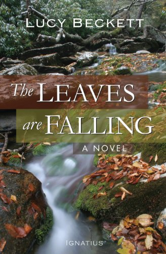 The Leaves Are Falling: A Novel [Lucy Beckett] (Tapa Dura)