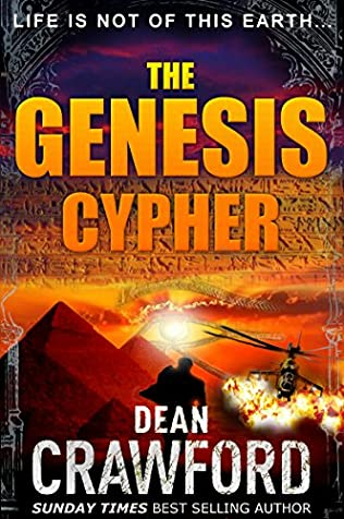 book cover of The Genesis Cypher