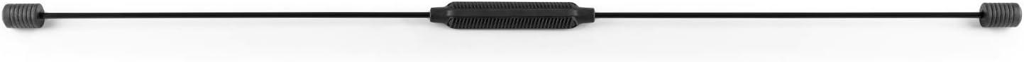 Barre dexercice vibrante b/âton flexible fitness swing stick Klarfit FL160EX Flexbar fibre de verre, poign/ée caoutchouc