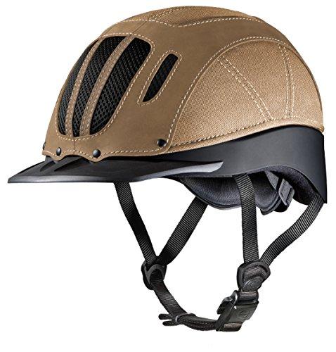- Troxel Sierra TAN Western Equestrian Helmet SEI/ASTM Certification (Large)