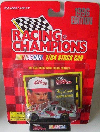 【返品交換不可】 1996 Racing Corn Champions 1 : 64 Labonte # 5 Terry B0019R12MI Labonte/ Kellogg 's Corn Flakes B0019R12MI, インテリアの杜:8afec464 --- arianechie.dominiotemporario.com