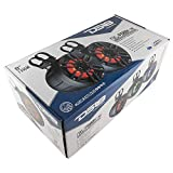 DS18 NXL8UTVB 2-Way Hydro Marine Slim Pod Speaker