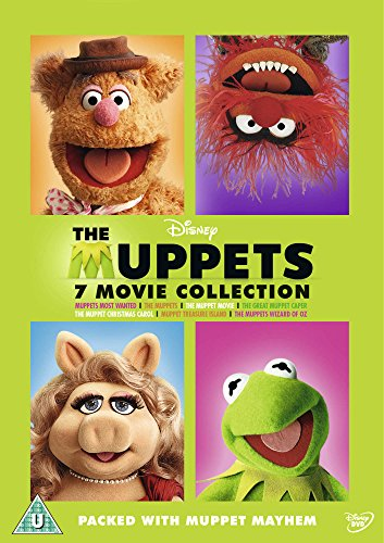 The Muppets Bumper 7 Movie Collection [DVD]