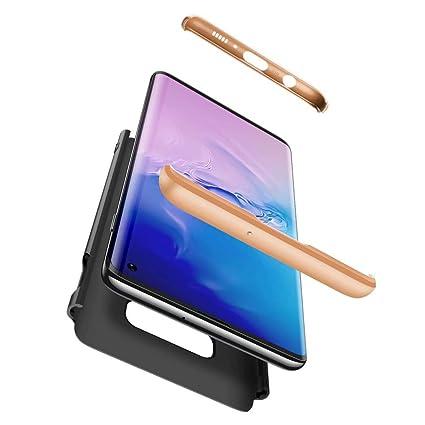 blau HUOCAI f/ür Huawei Honor 9 lite H/ülle 3 in 1 Ultra D/ünner Schutz H/ülle PC Hartschale Anti-Schock Handy H/ülle Sto/ßf/änger Full-Cover Case Matte Schutzkasten Geh/ärteter Glasfilm