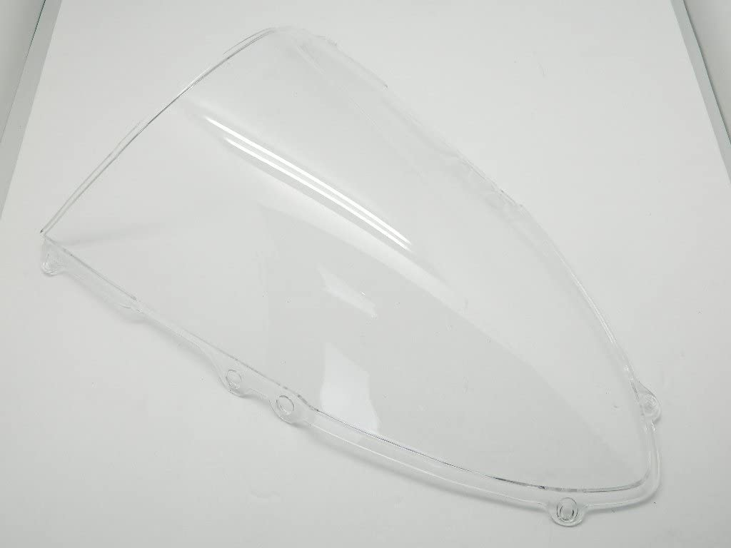 9sparts Black Clear Clear Smoke Double Bubble ABS Plastic Injection Windscreen Windshield For Ducati 899 1199 S R Panigale All Year