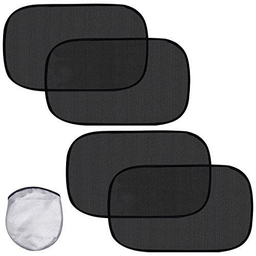 Sun Shade, Car Window Sunshade for Side and Rear Window 20