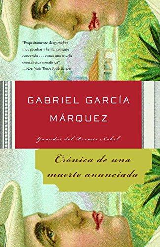 Cronica de una muerte anunciada (Spanish Edition) [Gabriel Garcia Marquez] (Tapa Blanda)