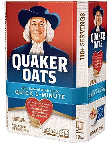 Quaker Instant Oatmeal Banana Bread - 6