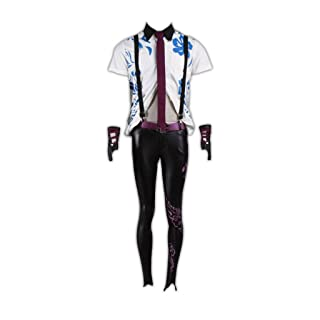 Dream2Reality Scared Rider Xechs Cosplay Costume - Suzuki Kid Size Large