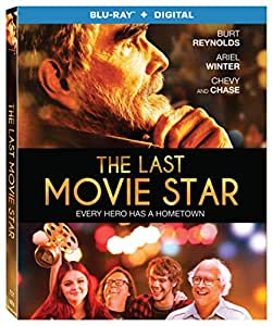 The Last Movie Star [Blu-ray]