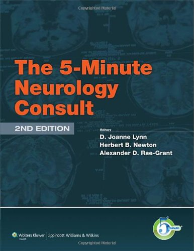 The 5-Minute Neurology Consult (The 5-Minute Consult Series)