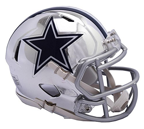 Riddell DALLAS COWBOYS NFL Revolution SPEED Mini Football Helmet by Riddell