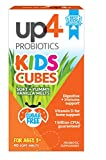 up4 Kids Cubes Probiotic Supplement | Digestive + Immune Support | Vitamin D for Bone Support* | 1 Billion CFUs | Sugar Free, Preservative Free, No Artificial Flavors | 40 Soft + Yummy Vanilla Melts Review