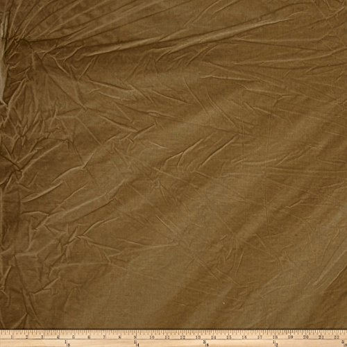Marcus Brothers Aged Muslin Taupe Fabric by The Yard