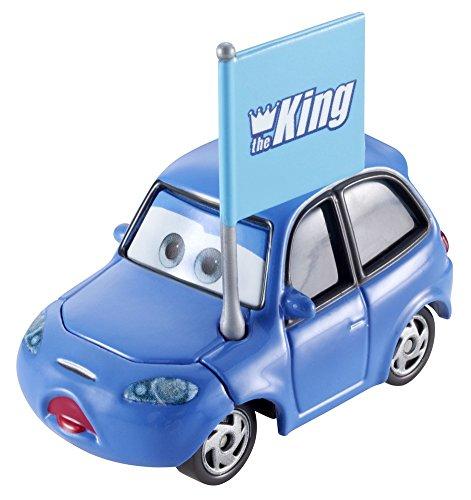 Disney Pixar Cars Matthew  True Blue  Mccrew Diecast Vehicle