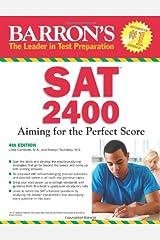 Barron's SAT 2400, 4th Edition Paperback