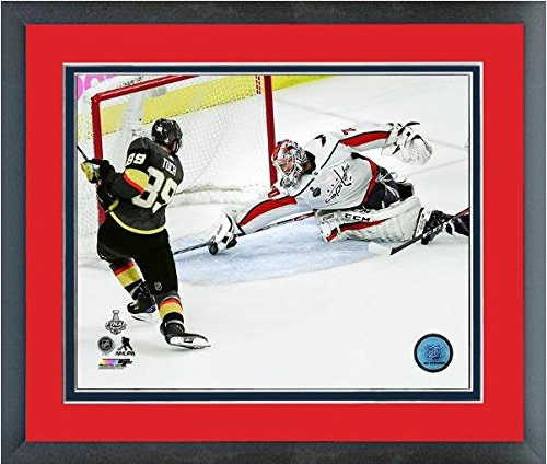 Finals Action Photo - Braden Holtby Washington Capitals 2018 NHL Stanley Cup Finals Action Photo (Size: 12.5
