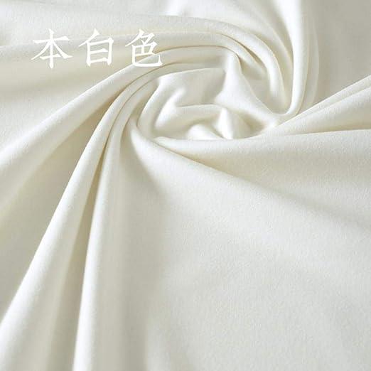 SXCYU 175x50cm Tejido de algodón Lijado Tejido para bebés Ropa ...