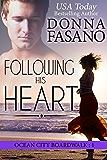 Following His Heart (Ocean City Boardwalk Series, Book 1)