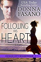 Following His Heart (Ocean City Boardwalk Series, Book 1)