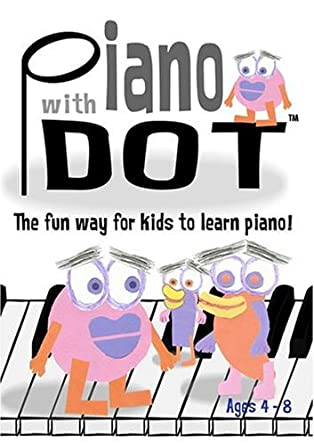 Amazon.com: Piano with Dot. The fun way for kids to learn piano ...