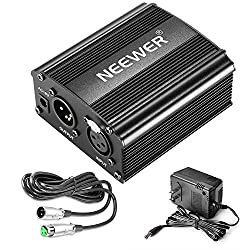 Image of the product Neewer 1 Channel 48V that is listed on the catalogue brand of Neewer.