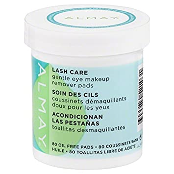 Amazon.com : Almay Lash Care Gentle Eye Makeup Remover Pads by Almay Cosmetics : Beauty