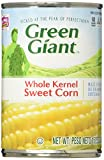 Green Giant Whole Kernel Sweet Corn, 15.25 Ounce, 4 Count