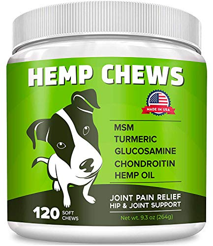 Pawfectchow Hemp Glucosamine Treats Dogs product image