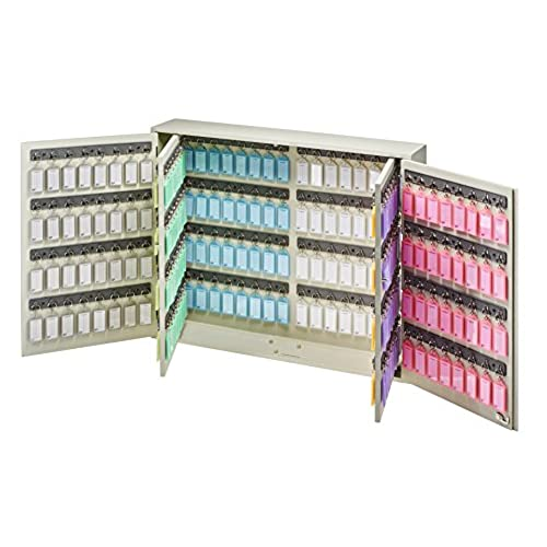 Acrimet Key Cabinet, 256 Positions, With 256 Key Tags 60%OFF