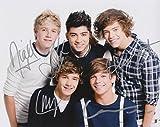 ONE DIRECTION (Harry Styles, Louis Tomlinson, Zayn Malik, Liam Payne, and Nia...