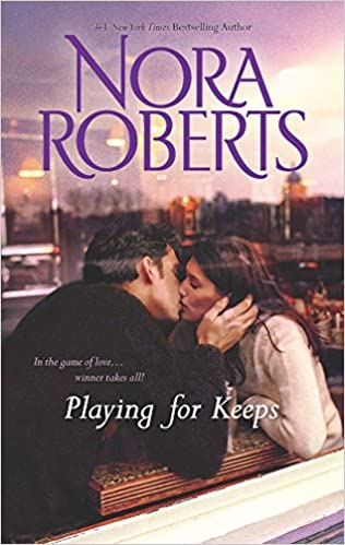 Amazon Playing For Keeps An Anthology 9780373281664 Nora