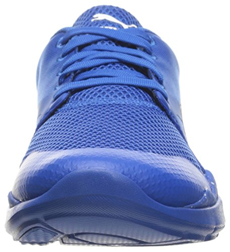 Puma Mens Duplex Evo Graphic Fashion Sneaker Puma Royal