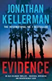 Front cover for the book Evidence by Jonathan Kellerman